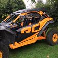 2020 CAN AM X 3 RC TURBO RR
