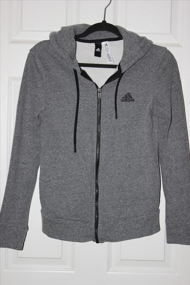 Ladies Adidas zip up