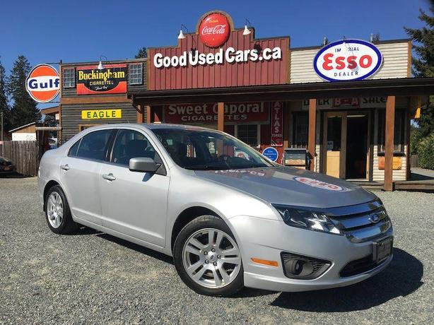 2011 Ford Fusion SE Automatic - SALE PRICED!!