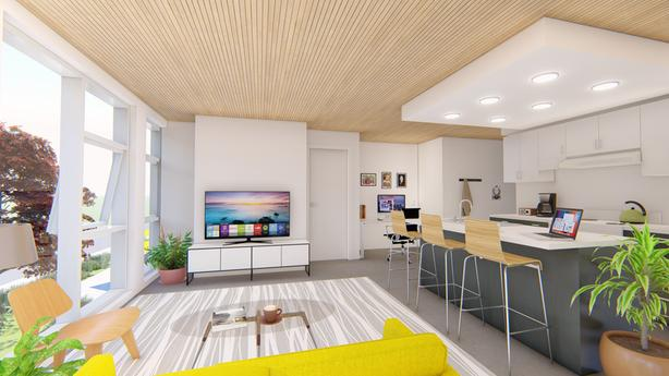 Cubes - Brand New 2 Bedroom Apartment