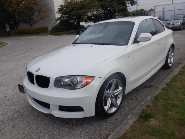 2010 BMW 1-Series 135i Coupe