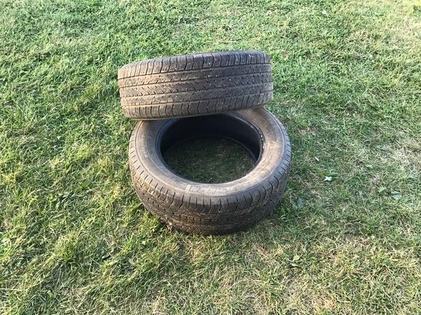 2 Michelin tires