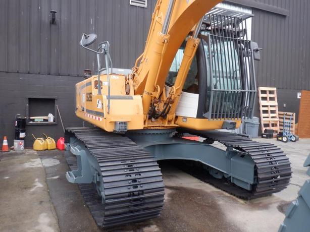 2017 Liebherr R926 LC Steel Tracked Excavator Diesel