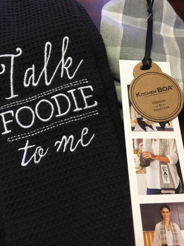 NEW Kitchen Boa Hostess Gift