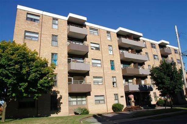 List of Apartment Buildings in Ontario built before 1993