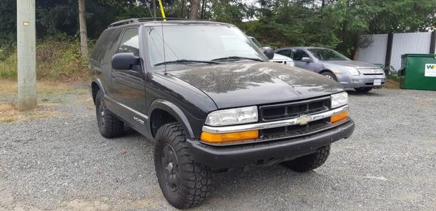 2005 Chevrolet Blazer Black Creek Motors