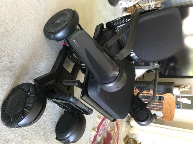 like new electric wheelchair