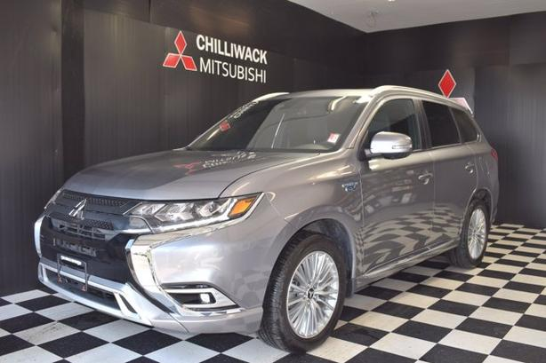 Pre-Owned 2019 Mitsubishi Outlander PHEV GT 4WD Sport Utility