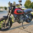 2015 Ducati Scrambler Icon Ducati Red