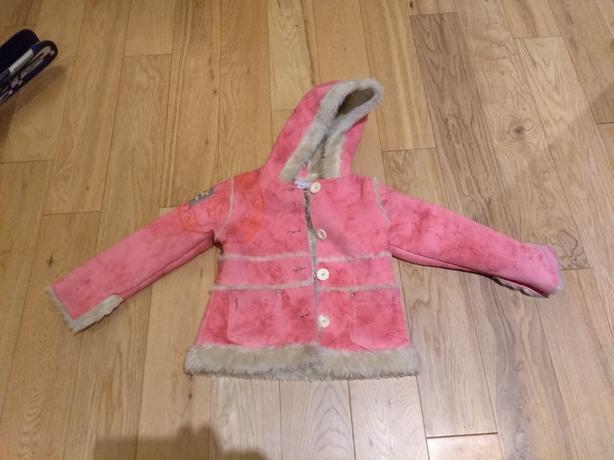 Kids fall jacket size 4