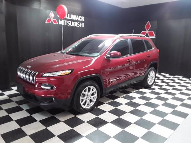 Pre-Owned 2017 Jeep Cherokee North FWD Sport Utility