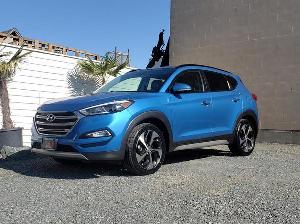2017 Hyundai Tucson AWD 4dr 1.6L SE