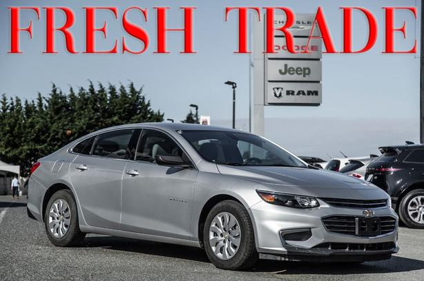 Used 2016 Chevrolet Malibu L One Owner No Accidents Sedan