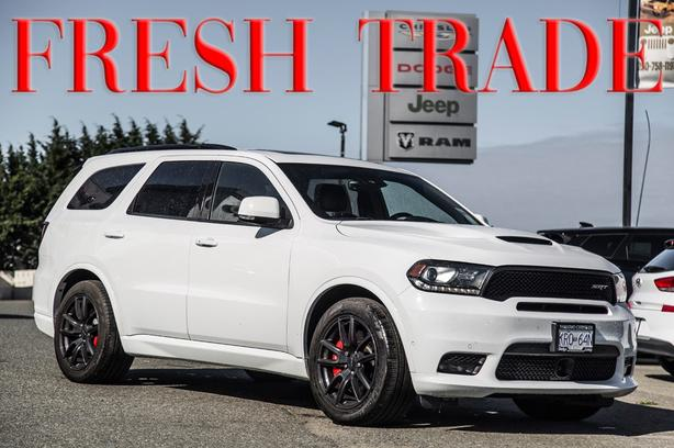 Used 2018 Dodge Durango SRT No Accidents SUV