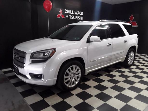 Pre-Owned 2016 GMC Acadia Denali AWD Sport Utility