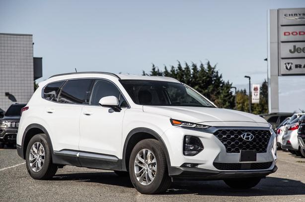 Used 2020 Hyundai Santa Fe Essential No Accidents SUV
