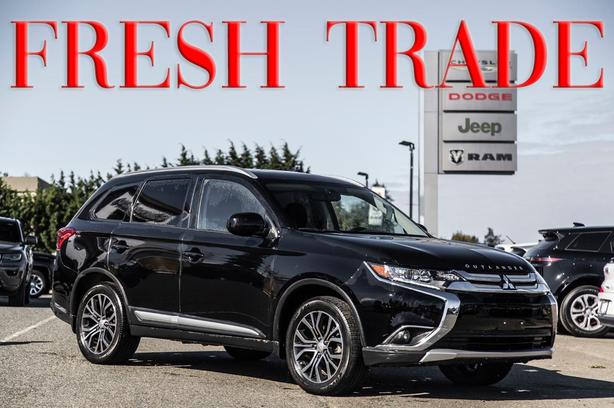 Used 2017 Mitsubishi Outlander ES One Owner No Accidents SUV