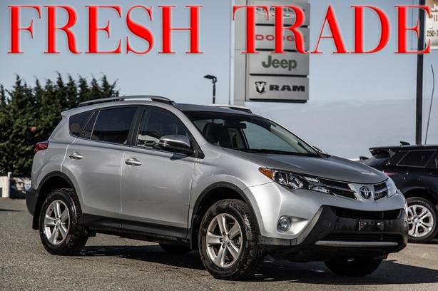 Used 2013 Toyota RAV4 XLE Power Sunroof Heated Seats SUV