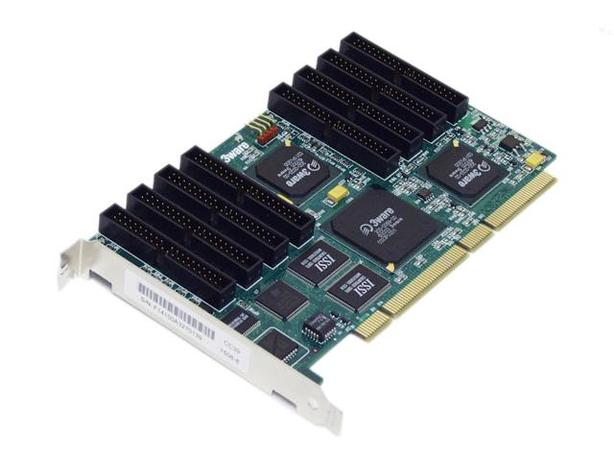 Avago Broadcom LSI 3Ware 8 port RAID controller card