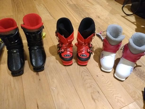 Kids Downhil Head Ski Boots
