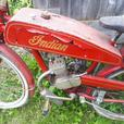 1915ish Replica Indian Motorcycle