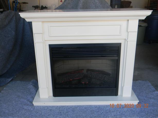 electric fireplace 1500 watt heating element