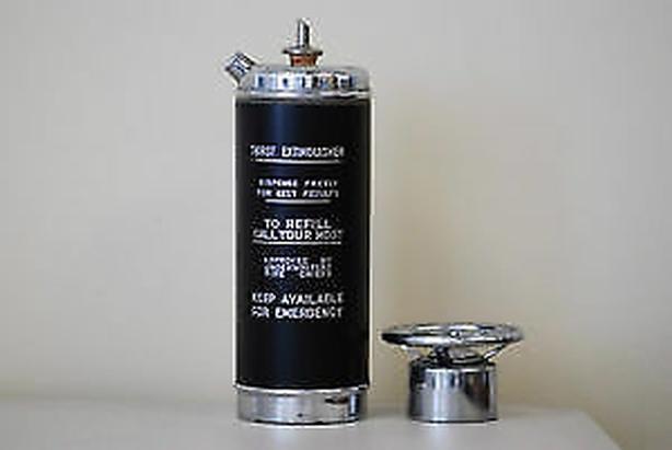 Bar Decanter Thirst Extinguisher