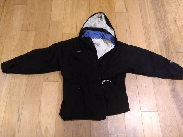 Woman's Gortex Downfilled Ski Winter Jacket Large