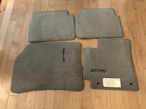 Floor mats for Toyota
