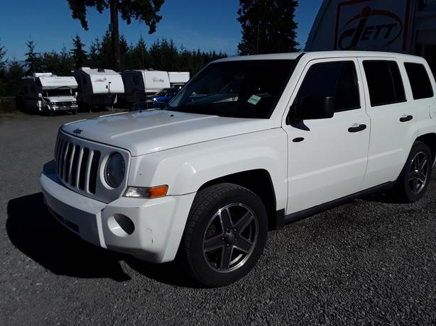 2009 JEEP PATRIOT LIVE FOR AUCTION!