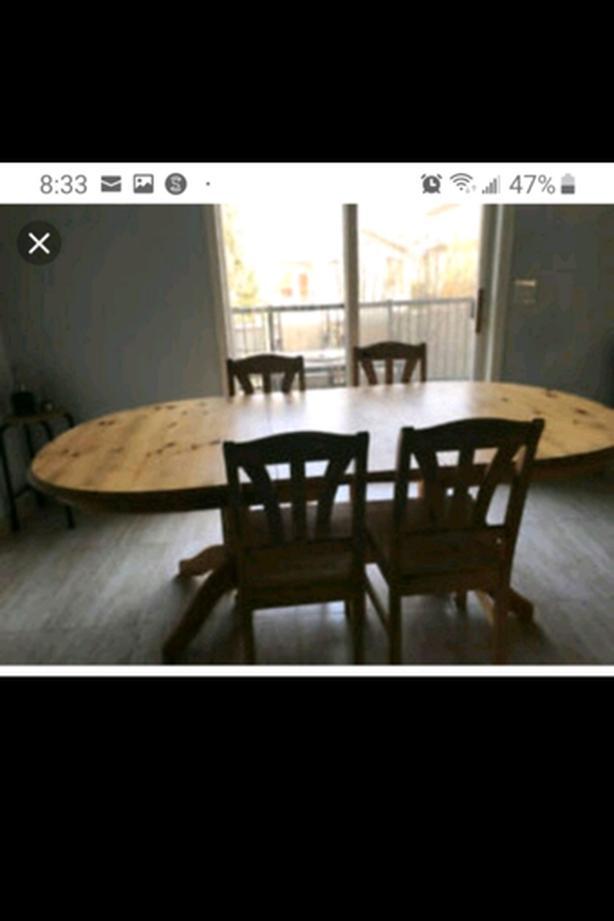 Farmhouse like table