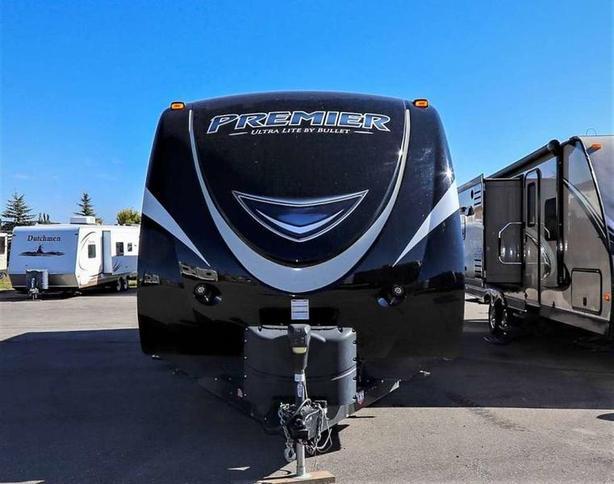 2017 Keystone RV PREMIER TT 29RKPR