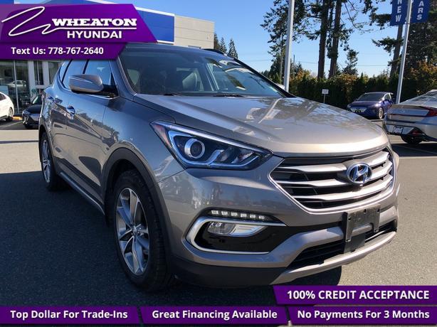 2017 Hyundai Santa Fe Sport 2.0T Ultimate - Navigation - $118.59 /Wk