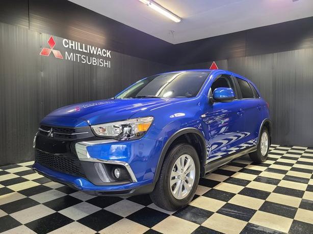 Pre-Owned 2019 Mitsubishi RVR SE 4WD Sport Utility