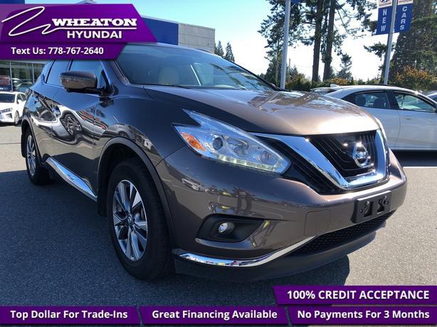 2016 Nissan Murano - $121.98 /Wk - Low Mileage