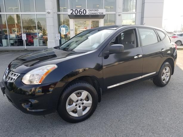 2012 Nissan Rogue S Power Group-A/C-Automatic-AWD AWD