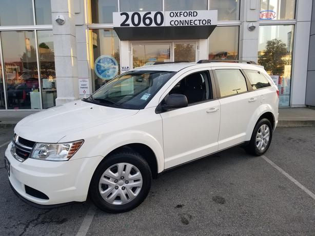 2015 Dodge Journey SE 7 Passenger- Rear A/C FWD