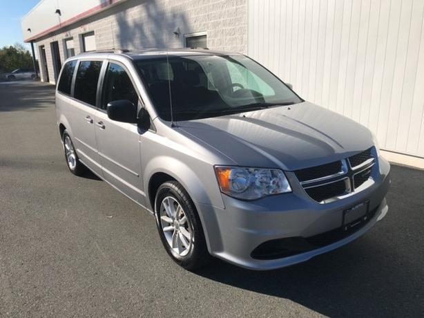Used 2015 Dodge Grand Caravan SE / SXT Van
