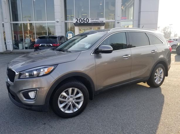 2017 Kia Sorento LX AWD Heated Seats-Bluetooth-Alloys AWD