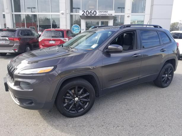 2014 Jeep Cherokee North Panoramic Sunroof-Heated Leather Seats FWD