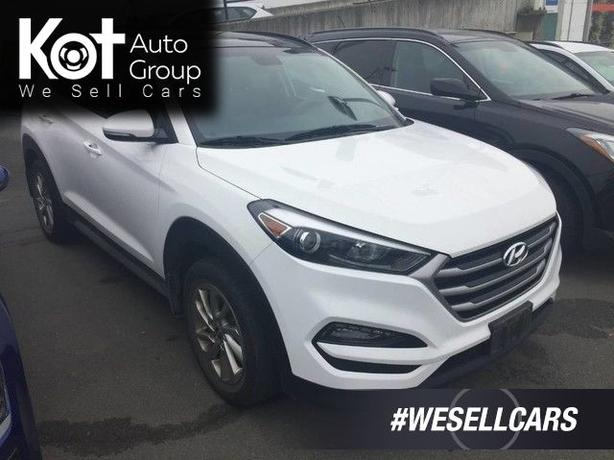Pre-Owned 2017 Hyundai Tucson SE Front Wheel Drive SUV