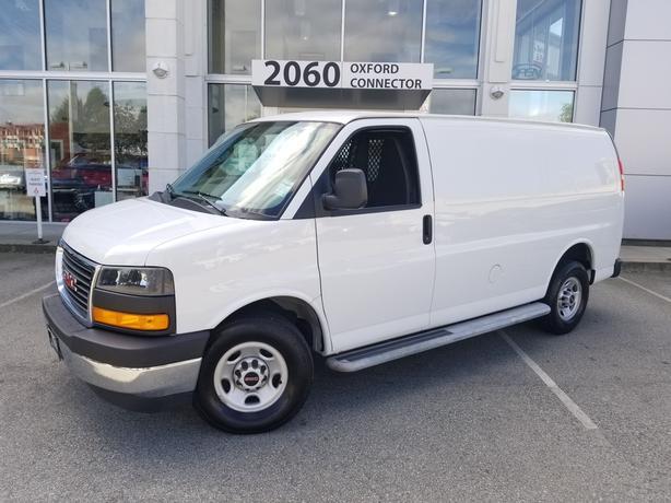 2018 GMC Savana Cargo Van RWD