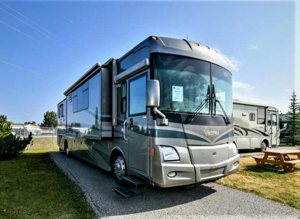 2005 Winnebago VECTRA 40AD