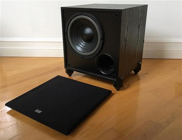 Subwoofer ~ Vector Research