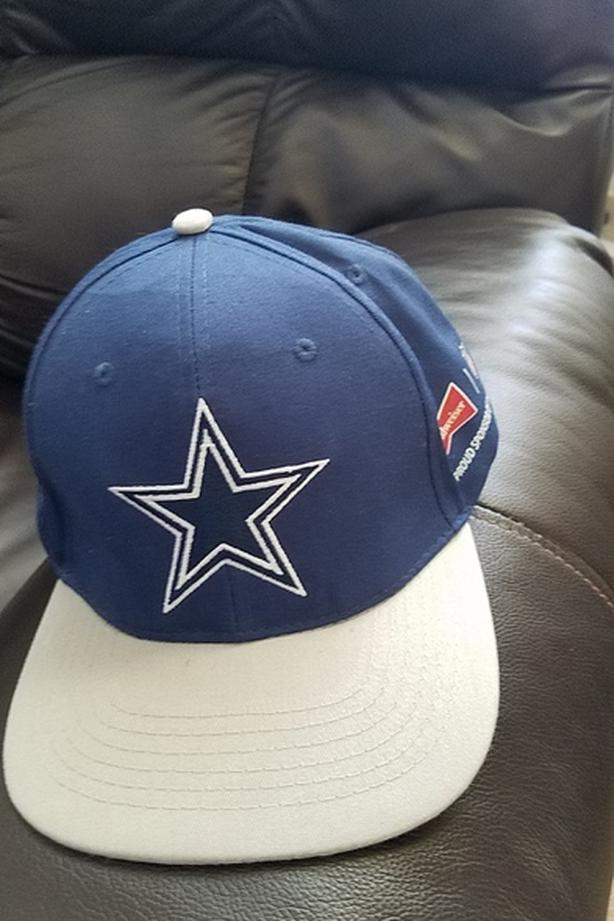 Dallas Cowboys Jacket and Hat
