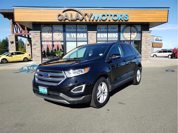 2018 Ford Edge SEL - AWD, Heated Front Seats, Satellite Radio