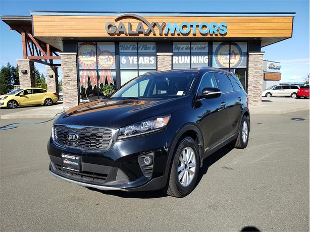 2019 Kia Sorento EX 2.4 - AWD, 7 Passenger, Leather Interior, Back-Up Camera