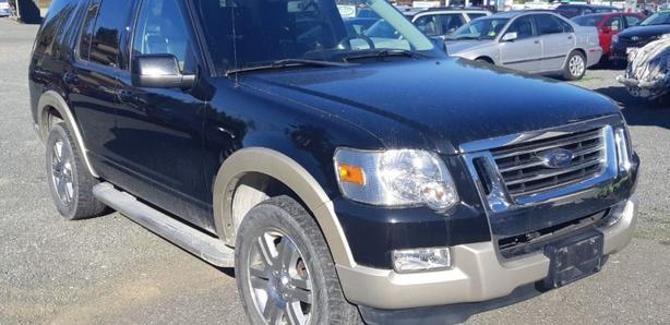 2010 Ford Explorer Eddie Bauer Black Creek Motors
