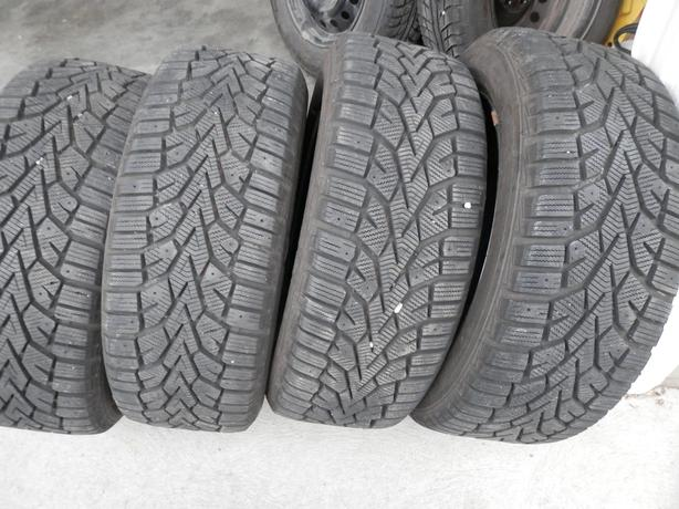 205x55x16 general artic 12 winer tires with rims