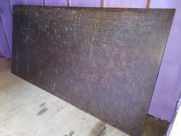 5'x10'x bench/ table